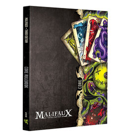 Wyrd Miniatures Malifaux Core Rulebook