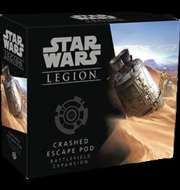 Fantasy Flight Games Star Wars: Legion - Crashed Escape Pod Battlefield Expansion