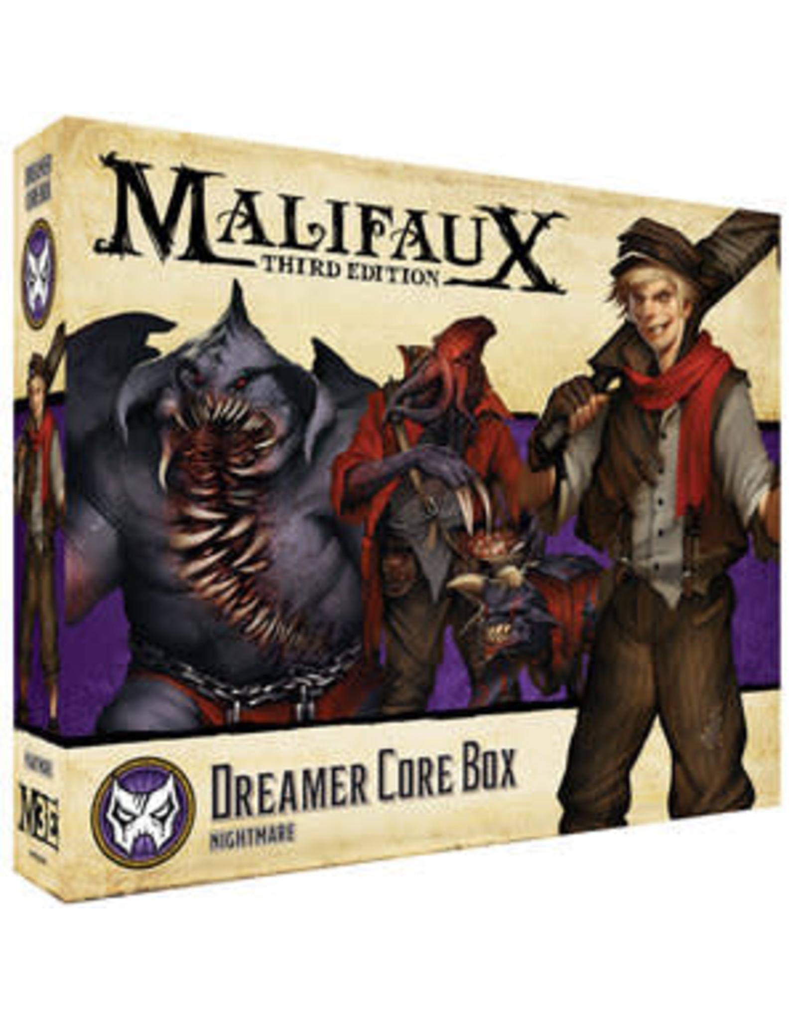 Wyrd Miniatures Malifaux: Neverborn Dreamer Core Box