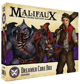 Wyrd Miniatures Malifaux: Neverborn Dreamer Core Box
