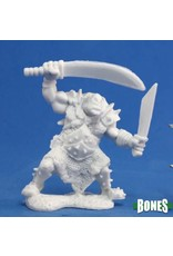 Reaper Bones: Orc Stalker (Two Weapons)