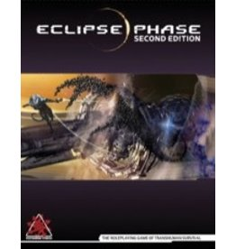 Eclipse Phase RPG: Second Edition Rulebook