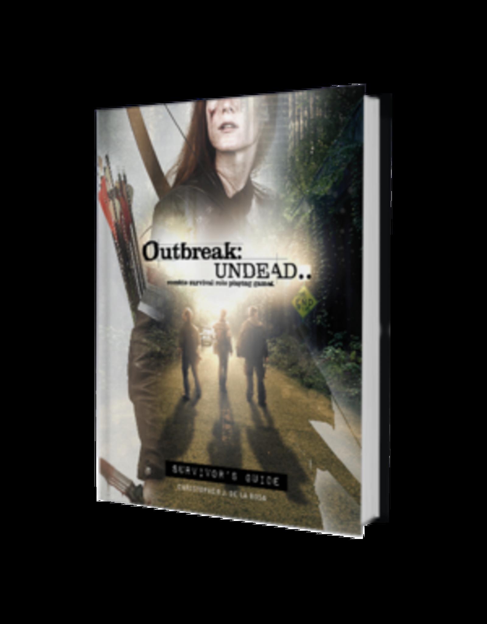 Renegade Outbreak Undead 2E: Survivor's Guide