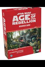 Fantasy Flight Games Star Wars: Age of Rebellion Beginner Game