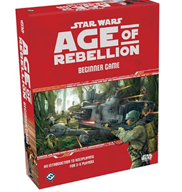 Fantasy Flight Games Star Wars: Age of Rebellion Beginner Game
