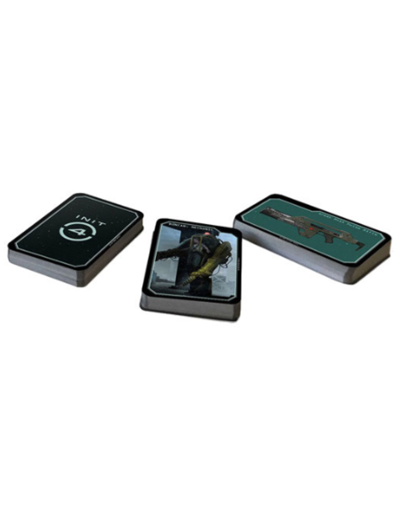 Free League Publishing Alien RPG: Custom Card Deck