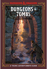 Random House D&D: A Young Adventurer`s Guide - Dungeons and Tombs