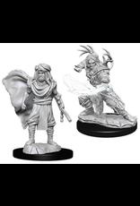 Wizkids Human Male Druid: D&D Nolzurs Marvelous Unpainted Minis