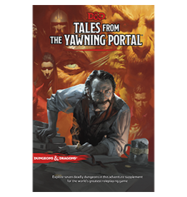 Wizards of the Coast D&D 5th Edition: Tales From the Yawning Portal