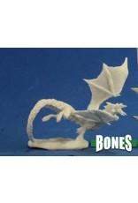 Reaper Dark Heaven Bones: Dragon Hatchling Black