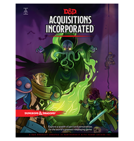 Wizards of the Coast D&D 5th Edition: Acquisitions Incorporated