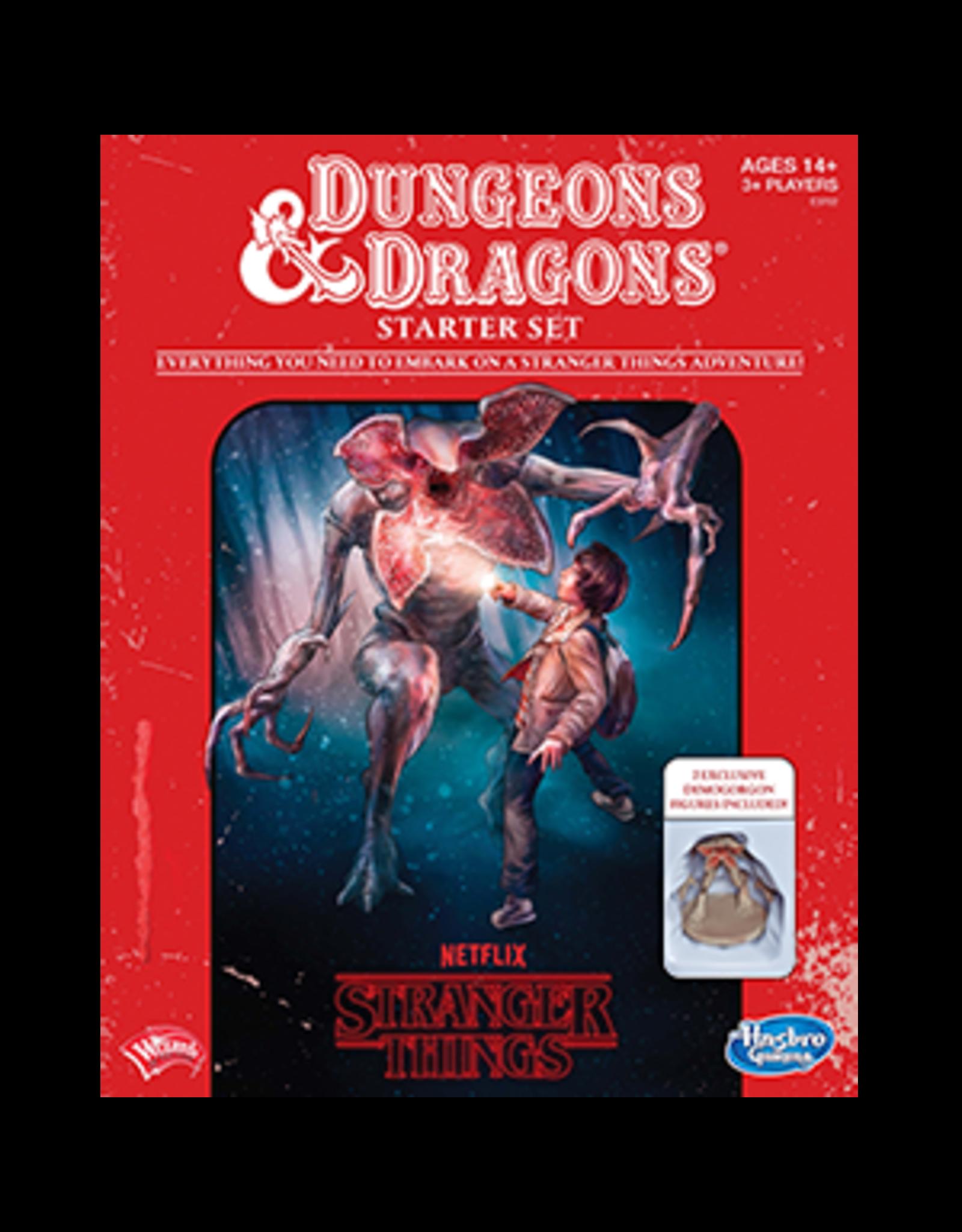 Hasbro D&D 5th Edition: Stranger Things Starter Set
