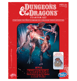 Hasbro D&D 5th Edition: Stranger Things Starter Set