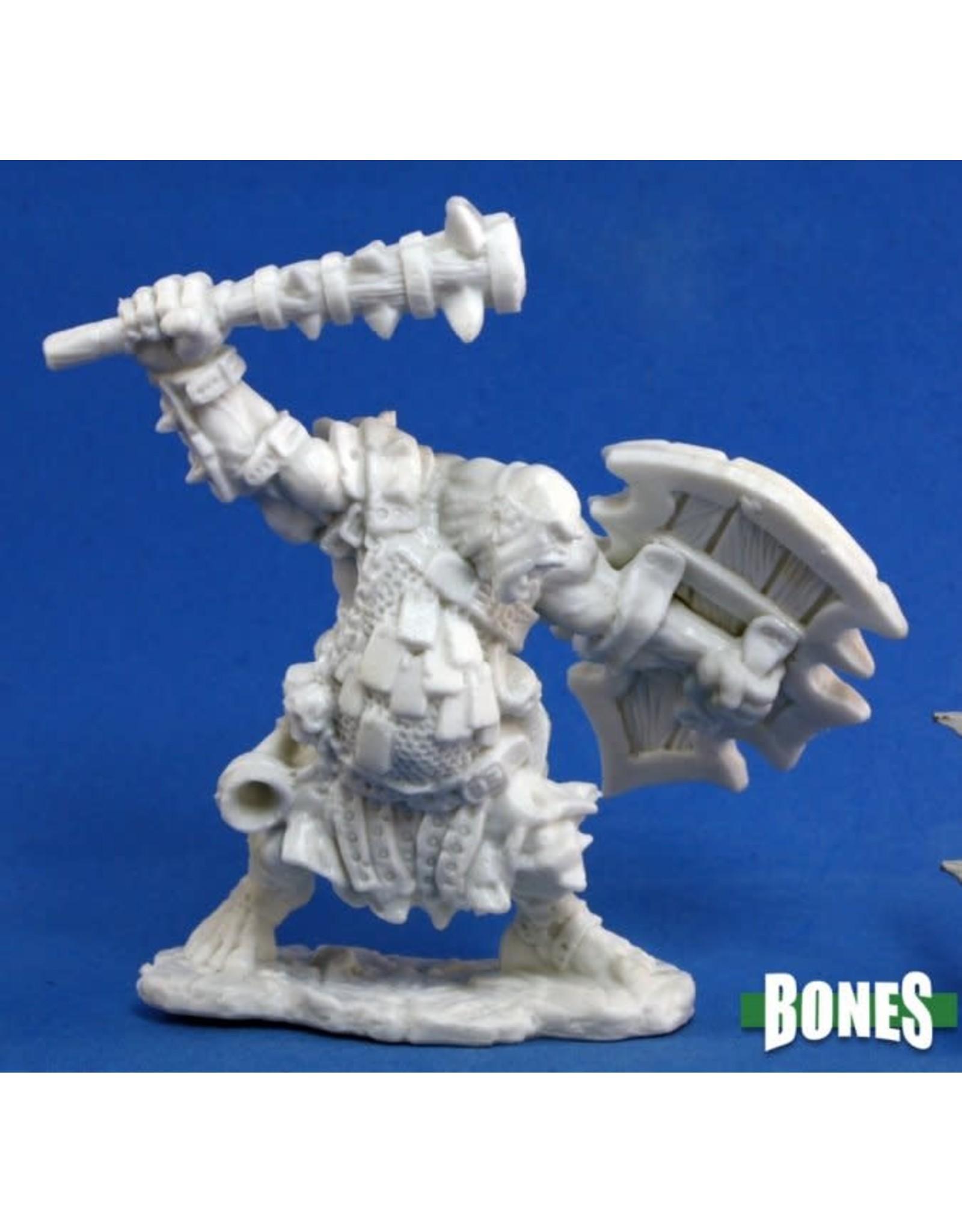 Reaper Dark Heaven Bones: Kagunk Ogre Chieftain