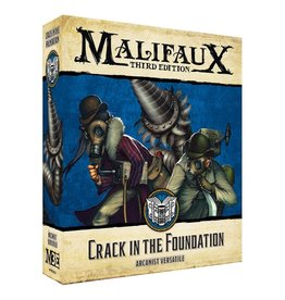 Wyrd Miniatures Malifaux: Arcanists Crack in the Foundation