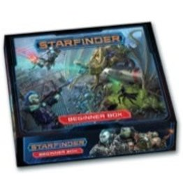 Paizo Starfinder RPG: Beginner Box