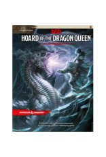 Wizards of the Coast D&D 5th Edition: Tyranny of Dragons - Hoard of the Dragon Queen