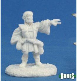 Reaper Bones: Balto Burrowell Gnome Wizard