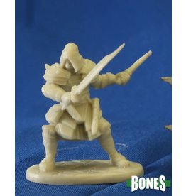 Reaper Bones: Drago Voss Male Assassin