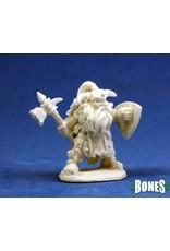 Reaper Bones: Dwarf Warrior :Fulumbar Ironhand