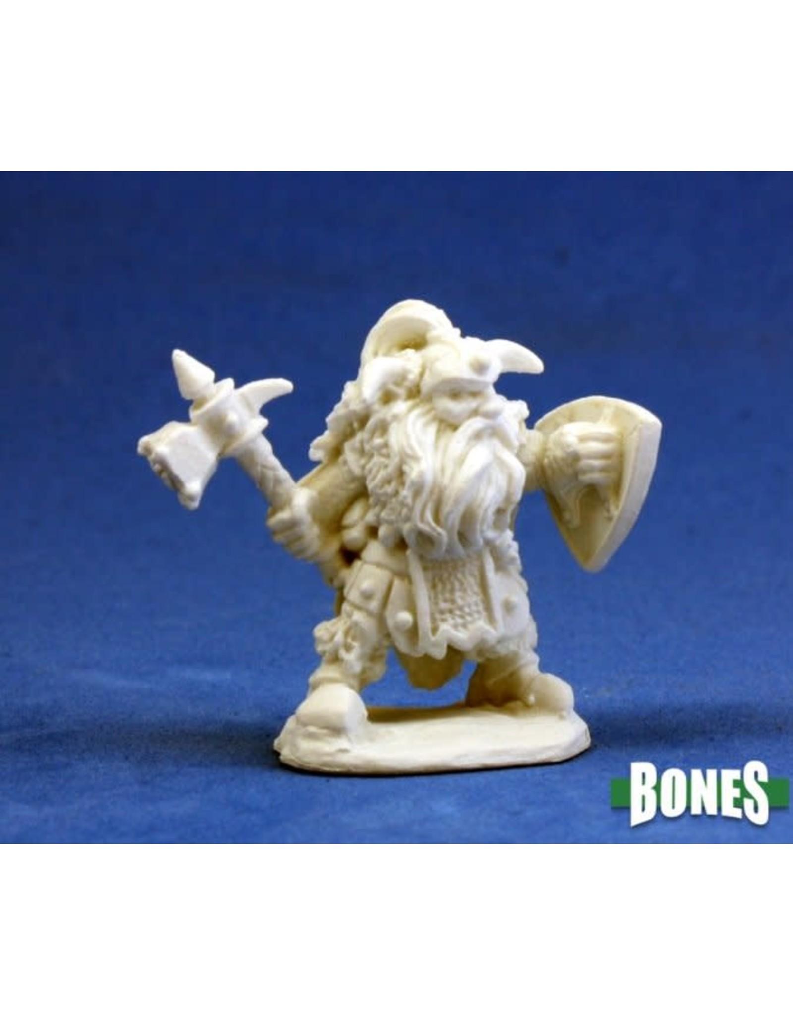 Reaper Dark Heaven Bones: Fulumbar Ironhand Dwarf Warrior