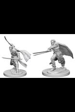 Wizkids Elf Male Ranger: D&D Nolzurs Marvelous Unpainted Minis