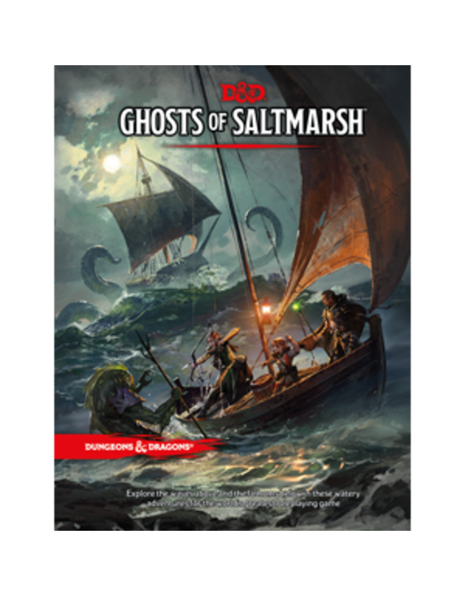 Wizards of the Coast D&D 5th Edition: Ghosts of Saltmarsh