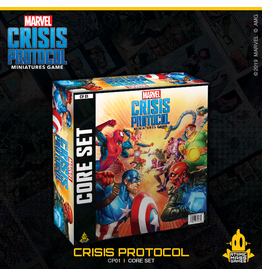 Atomic Mass Games Core Set - Marvel Crisis Protocol