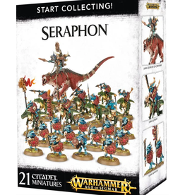 Games Workshop Start Collecting!: Seraphon