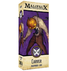 Wyrd Miniatures Malifaux: Neverborn Carver