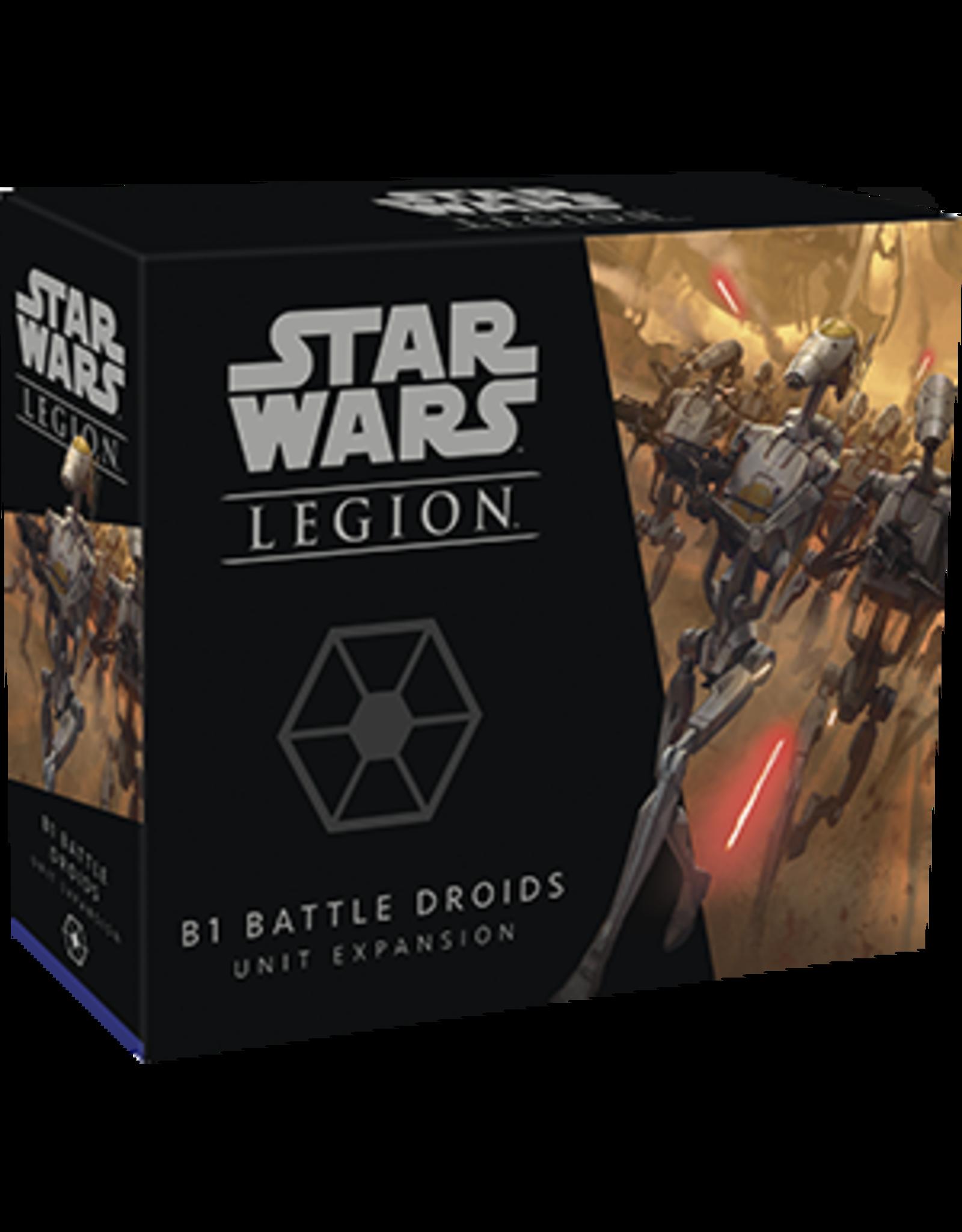 Fantasy Flight Games Star Wars: Legion -B1 Battle Droids Unit Expansion