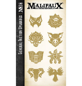 Wyrd Miniatures Malifaux 3rd Edition: General Upgrades Pack