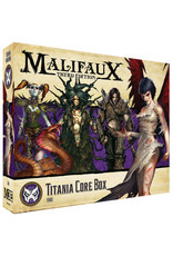 Wyrd Miniatures Malifaux: Neverborn Titania Core Box