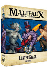 Wyrd Miniatures Malifaux: Arcanists Center Stage