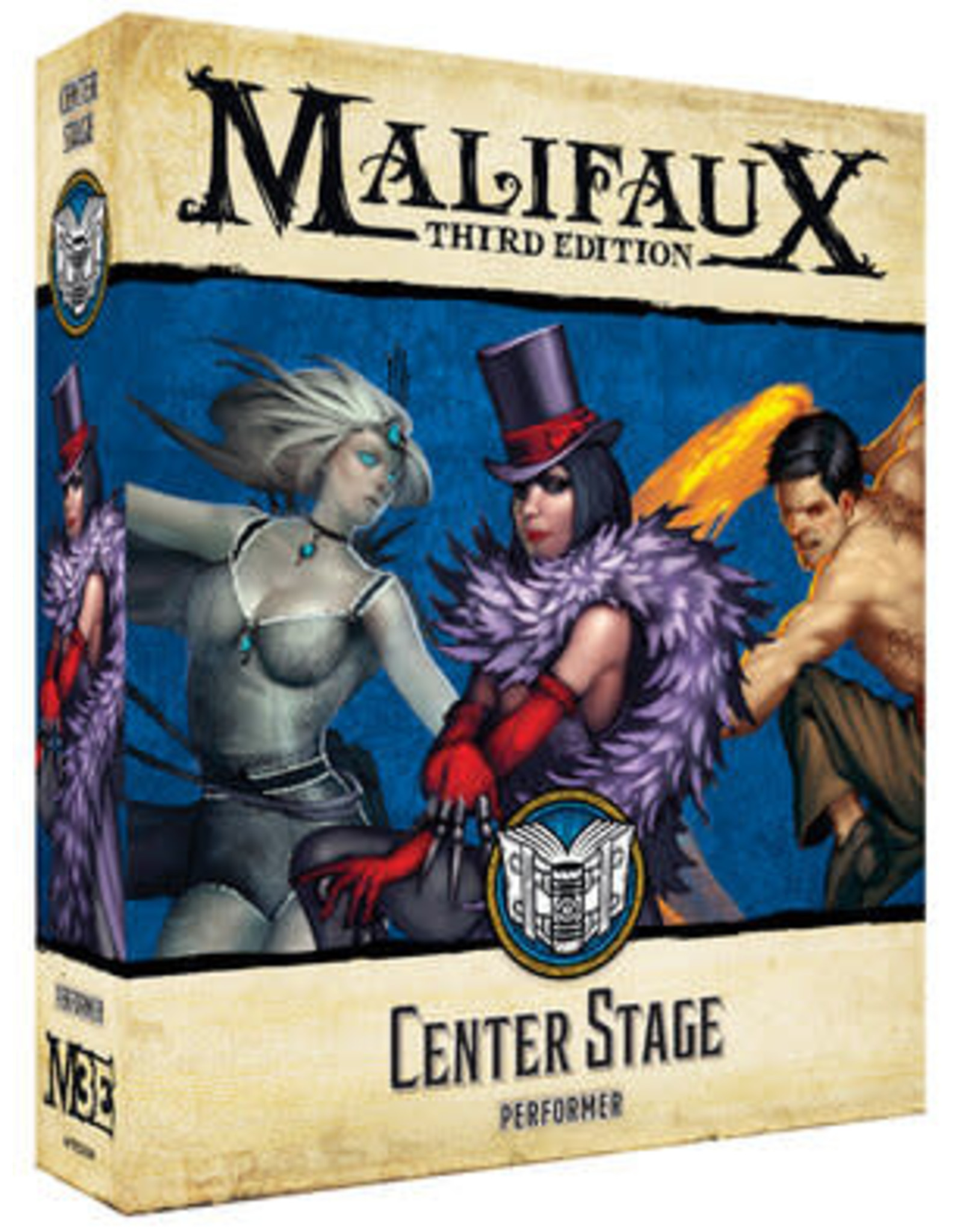 Wyrd Miniatures Malifaux: Arcanist: Center Stage
