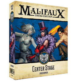 Wyrd Miniatures Malifaux: Arcanist: Center Stage