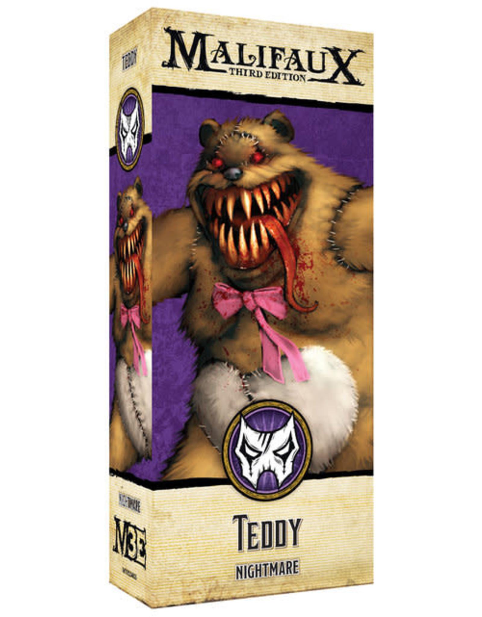 Wyrd Miniatures Malifaux: Neverborn Teddy