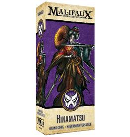 Wyrd Miniatures Malifaux: Neverborn Hinamatsu