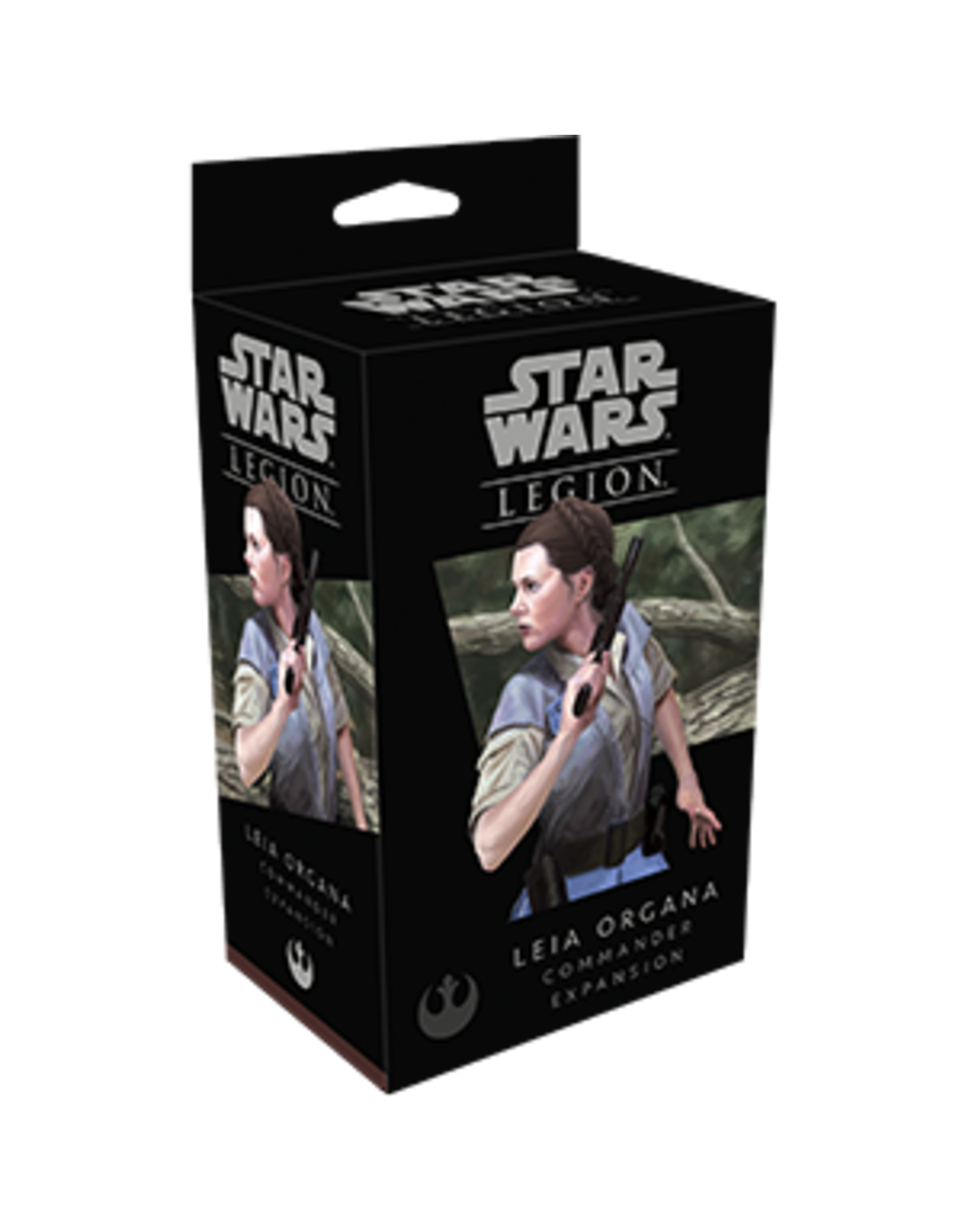 Fantasy Flight Games Star Wars: Legion - Leia Organa Commander Expansion