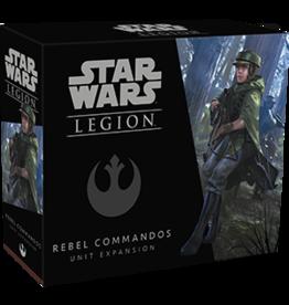 Fantasy Flight Games Star Wars: Legion - Rebel Commandos Unit Expansion