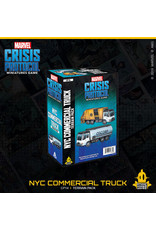 Atomic Mass Games Marvel: Crisis Protocol - NYC Commercial Truck Terrain Pack