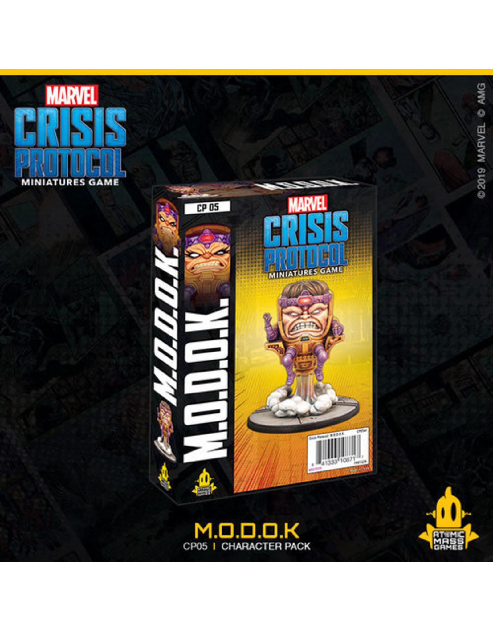 Atomic Mass Games MODOK - Marvel Crisis Protocol