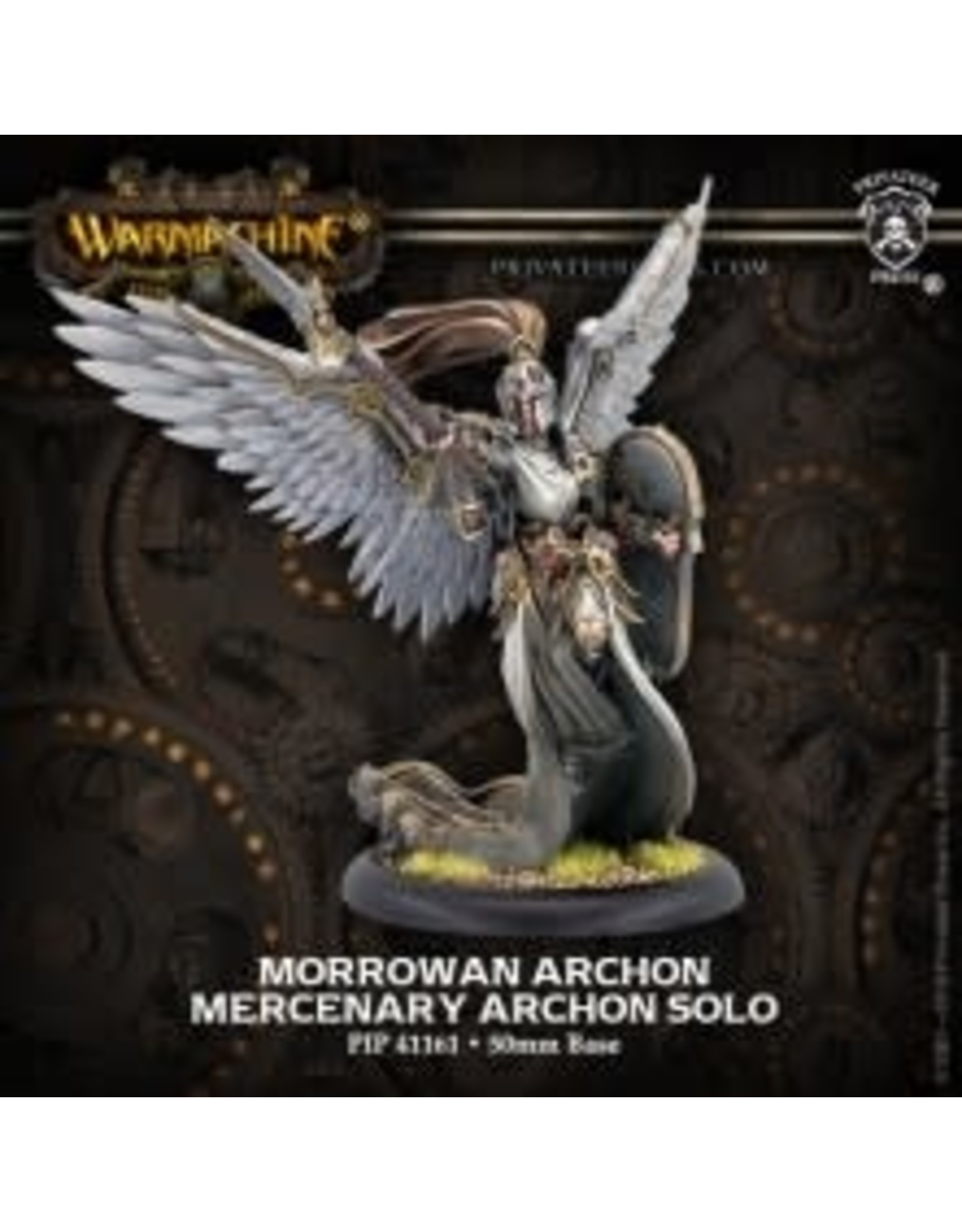 Privateer Press Warmachine: Mercenaries Morrowan Archon Solo