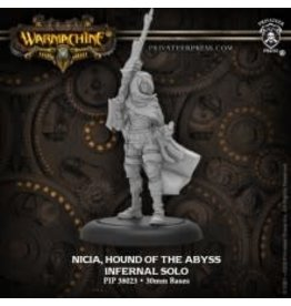Privateer Press Warmachine: Infernals Nicia, Hound of the Abyss