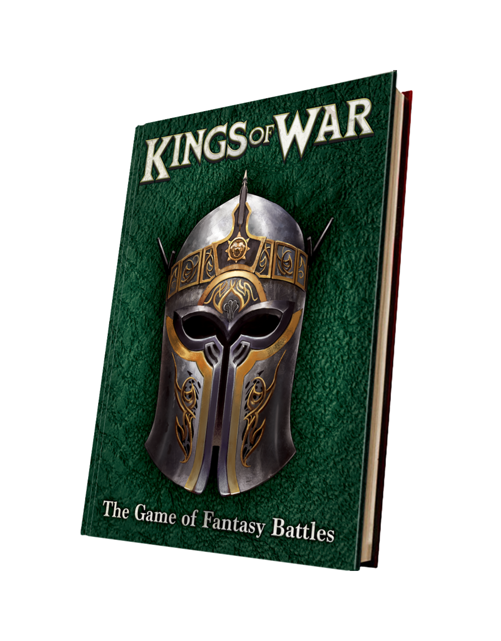 Mantic Games KINGS OF WAR 3RD EDITION RULEBOOK