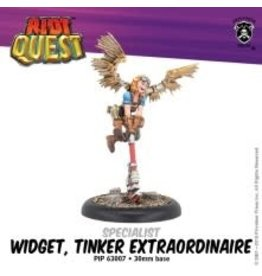 Privateer Press Riot Quest Widget Tinker