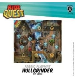 Privateer Press Riot Quest Hullgrinder Playmat