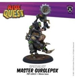 Privateer Press Riot Quest Master Gurglepox