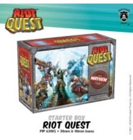 Privateer Press Riot Quest Starter Box