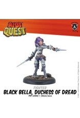 Privateer Press Black Bella, Duchess of Dread – Riot Quest Fighter